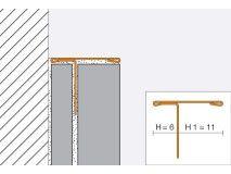 Schlüter® -SCHIENE-STEP / -STEP-EB